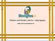 Packers and Movers Jammu - Movingnow