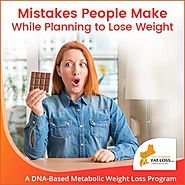 Common Mistakes to Avoid While Making Weight Loss Plans