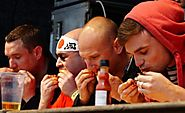 Hottest Chilli Eating Contest Reading Uk 2017