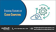 Head For A Lucrative Career With A Cloud Computing Certification!