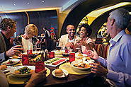 What Is Assigned or Set-Seating Dining on a Cruise Ship?
