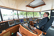 What Is a Wheelhouse on a River Cruise Ship?