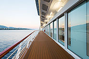 What Is a Promenade Deck on a Cruise?