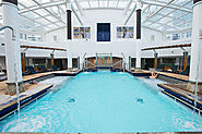 What Is a Thalassotherapy Pool on a Cruise Ship?