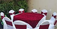 Organize A Successful & Stressful Event With Party Furniture Rental