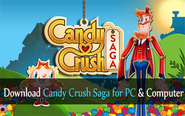 Download Candy Crush Saga for PC, Candy Crush Saga for Computer (Windows Vista/7/8)
