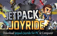Download Jetpack Joyride for PC, Jetpack Joyride for Computer and Mac