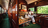 Let's take ride in Luxury Train in India- Luxury Name
