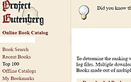 Website at https://www.gutenberg.org/browse/scores/top
