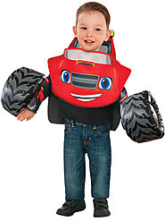 Blaze and the Monster Machines Toddler Blaze Costume