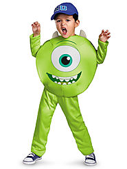 Monsters University Mike Classic Toddler / Child Costume