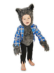 Little Werewolf Toddler Costume