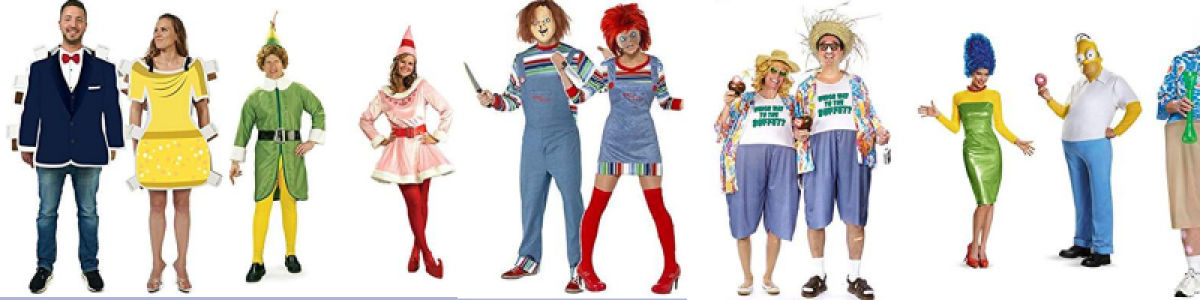 Couple Halloween Costume Ideas | Listly List