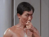 George Takei as Mr. Sulu on Star Trek (1966-1969)