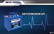 What makes the SF Sonic Flash start Car batteries stand up to the Indian road conditions?