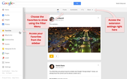 Favorite Posts for Google+™