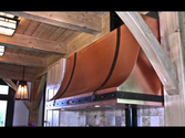 A Touch of Elegance With Copper Range Hoods