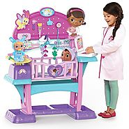 Doc Mcstuffins Baby All in One Nursery Toy Review