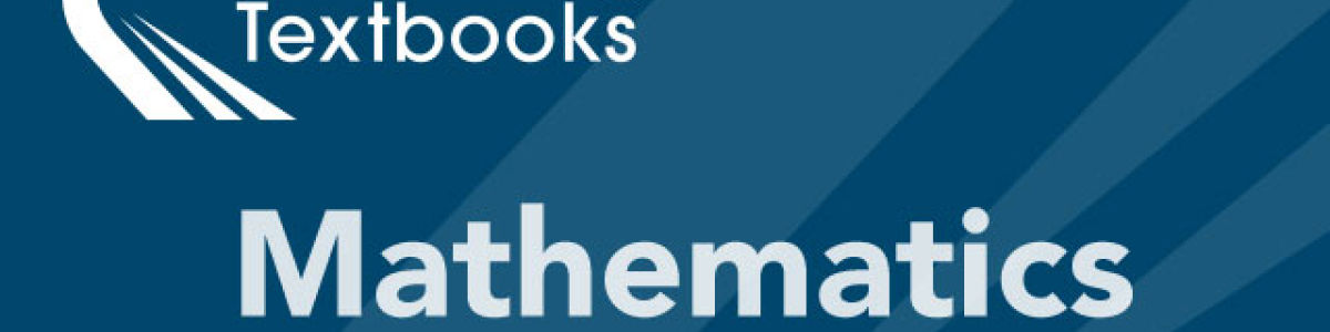Headline for Top 20 Best Mathematics Textbooks for College Students 2017-2018