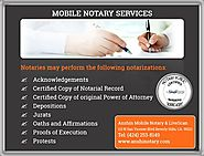 Mistakes to Avoid in Finding Notary Services
