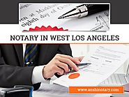 Availing Notary Services the Right Way