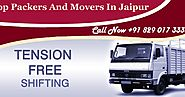 Get The Assistance Of Best Movers Packers In Jaipur
