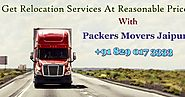 Packers And Movers Jaipur: Packers And Movers In Jaipur For Faultless Moving Strategy