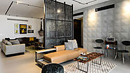 Art-Deco Style For A Hyderabad Apartment | Ad India
