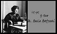 The World Should Owe A Great Deal To Dr. Maria Montessori, Here's Why | Montessori Children's House