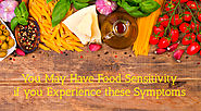 You May Have Food Sensitivity if you Experience these Symptoms