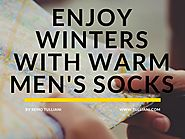 Enjoy winters with warm men's socks by Remo Tulliani - issuu