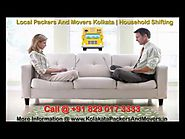 Packers And Movers Kolkata | Call 8290173333