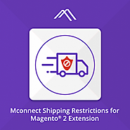 Restrict Shipping by County, Customer, Product & More – Magento 2 Shipping Restriction by Mconnect