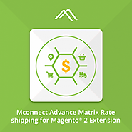 Magento 2 Table Rates / Product Matrix Shipping Extension | Custom Shipping Options