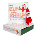 The Elf on the Shelf: A Christmas Tradition with Blue Eyed North Pole