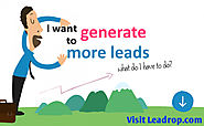 Best Lead Generating Portal – Leadrop