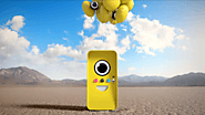 Snapchat's Snapbot Moving Vending Machine Technology Sparks Feasibility In Specialty Vending