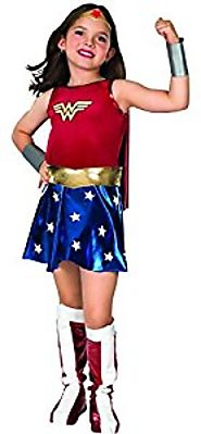 Super DC Heroes Wonder Woman Child's Halloween Costume