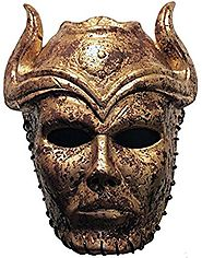 Trick or Treat Studios Men's Game of Thrones - Son of the Harpy Mask