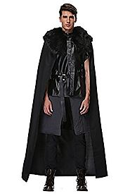 Game of Thrones Jon Snow Halloween Fancy Party Cosplay Costume for Adult and Child