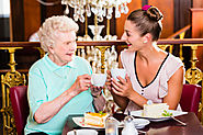 Making Meal Time a Fun Time for Seniors