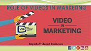 Why Video Play Important Role in Marketing: VCM Interactive