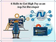 Which are essential .Net skills to get high pay as an Asp.net developer?