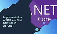 Do you know about SOA & web services generally managed in Asp.net?