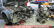 Engine Replacement or Repairing?