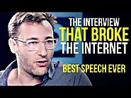 BEST SPEECH EVER - Simon Sinek on Millennials in the Workplace | SO INSPIRING!