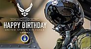 Air Force Birthday 18 September 2017