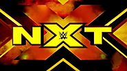 WWE NXT KINGSTON FRIDAY 22 September 2017