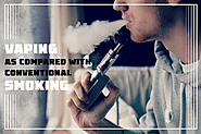 Vaping And Conventional Smoking