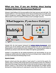 The Hub Guru - PSD to HubSpot COS Development – PSD to HubSpot COS